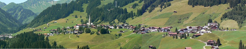 Mittelberg Panorama